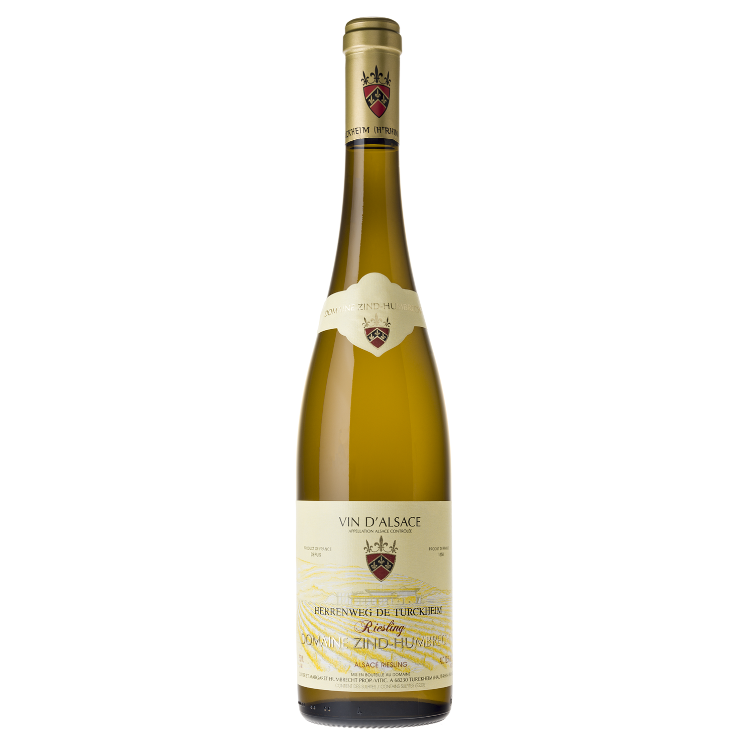 Henner Riesling Domaine Zind-Humbrecht